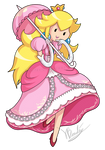 Adventure Time Peach