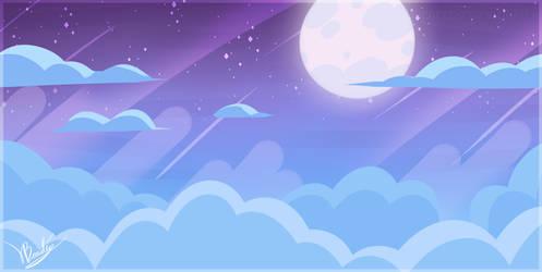 Steven Universe Midnight Sky