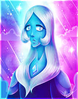 Blue Diamond by Luifex