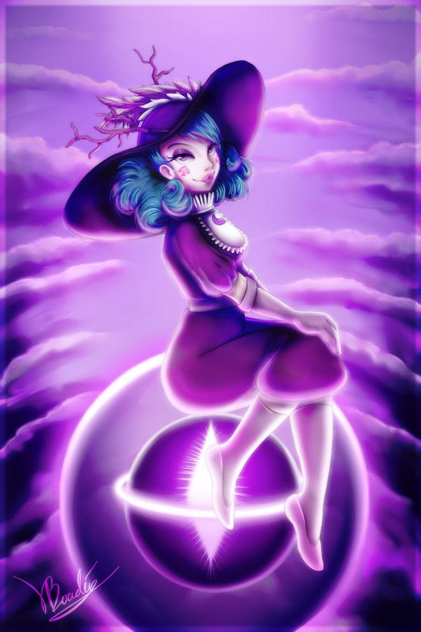 Dark Queen Eclipsa by Luifex