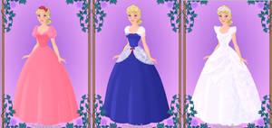 Ladybird Cinderella