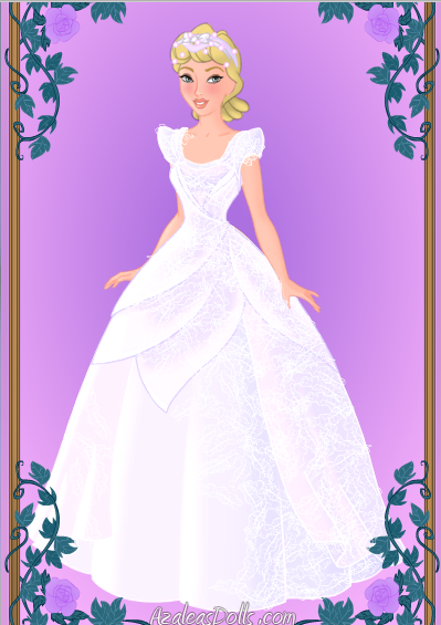 cinderella ladybird book dress 3 by menolikee on DeviantArt