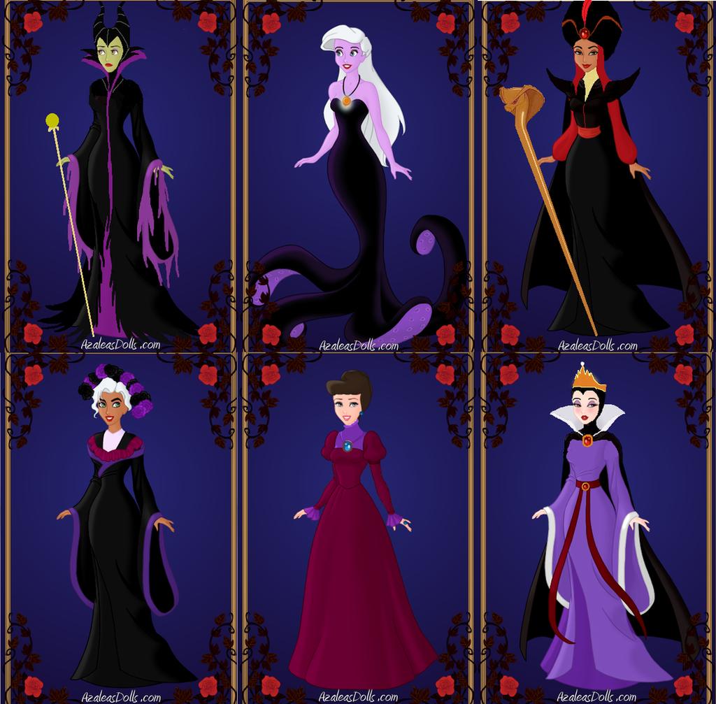 Disney halloween by menolikee on deviantart - Disney halloween images ...