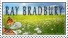 Bradbury - Stamp by AstraNocturna