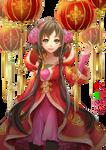 Xia Yu Yao Render