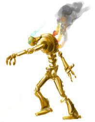 Robot. by nutsaqz