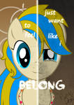 MLP: Two Sides of Creative Spirit