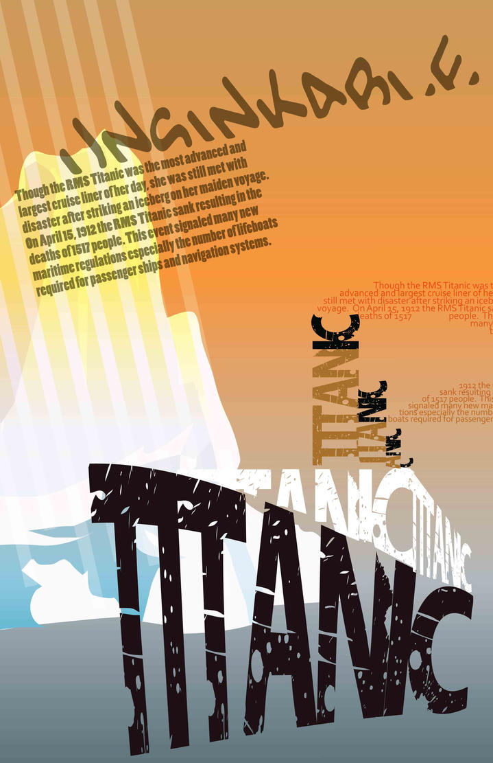 typo titanic by trippy87oct