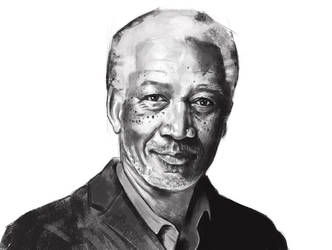 Morgan Freeman!