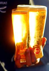 Three Beers by Austinii