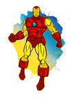 IRON MAN! 2020! COLORS! by Montotus