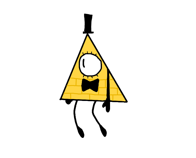 Bill Cipher by MLPsonic156
