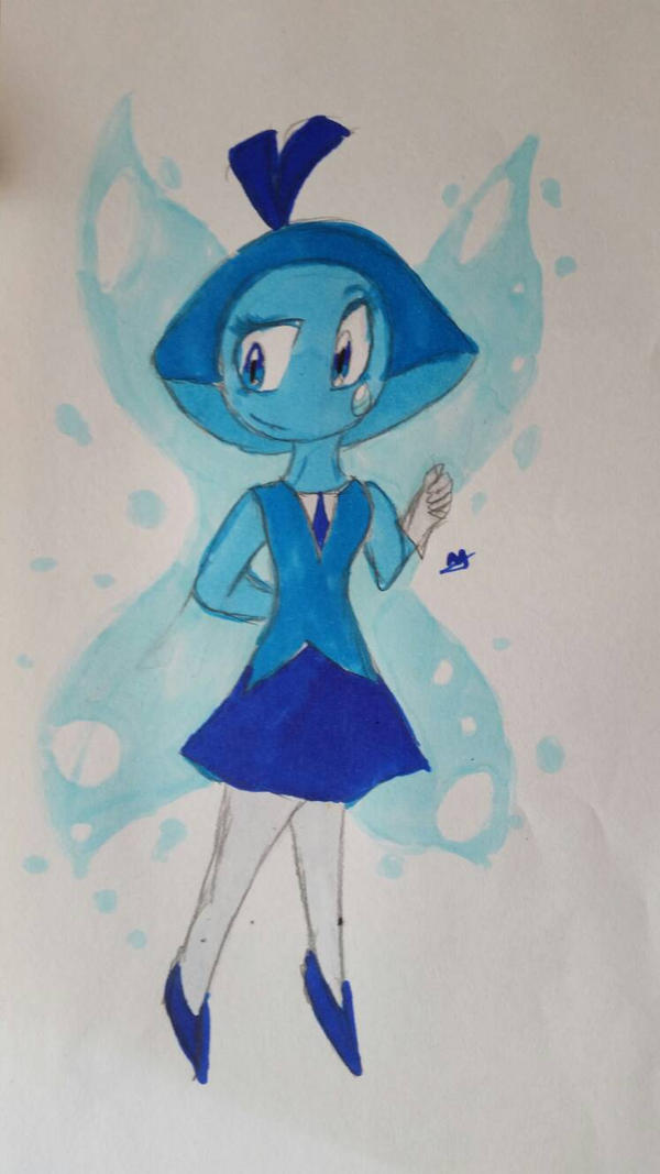 Aquamarine  by MLPsonic156
