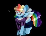 Rainbow dash tf tg