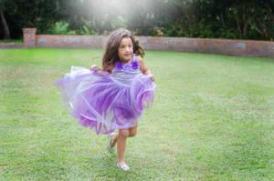 Ella running 1 by Jeni-Sue