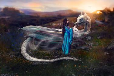 Dragon Heart by Jeni-Sue