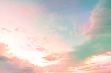Rainbow Cloud by Jeni-Sue