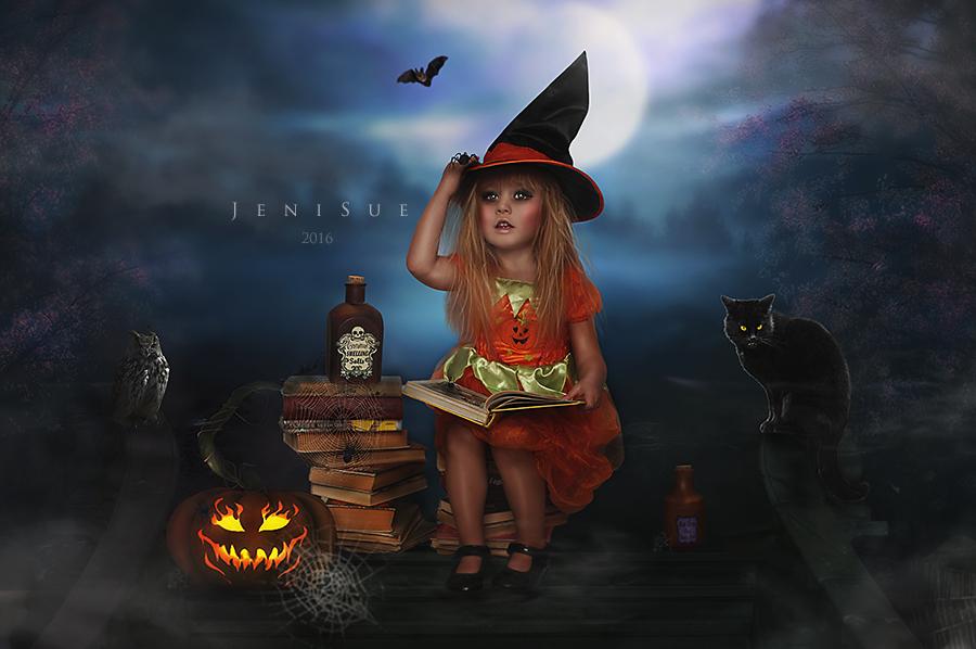 Perfect Potions by Jeni-Sue