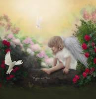 Divine Messenger by Jeni-Sue