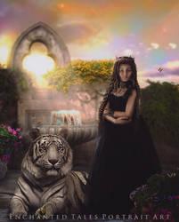 Royal Garden by Jeni-Sue