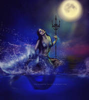 Herophile : absorbing moonlight by Jeni-Sue