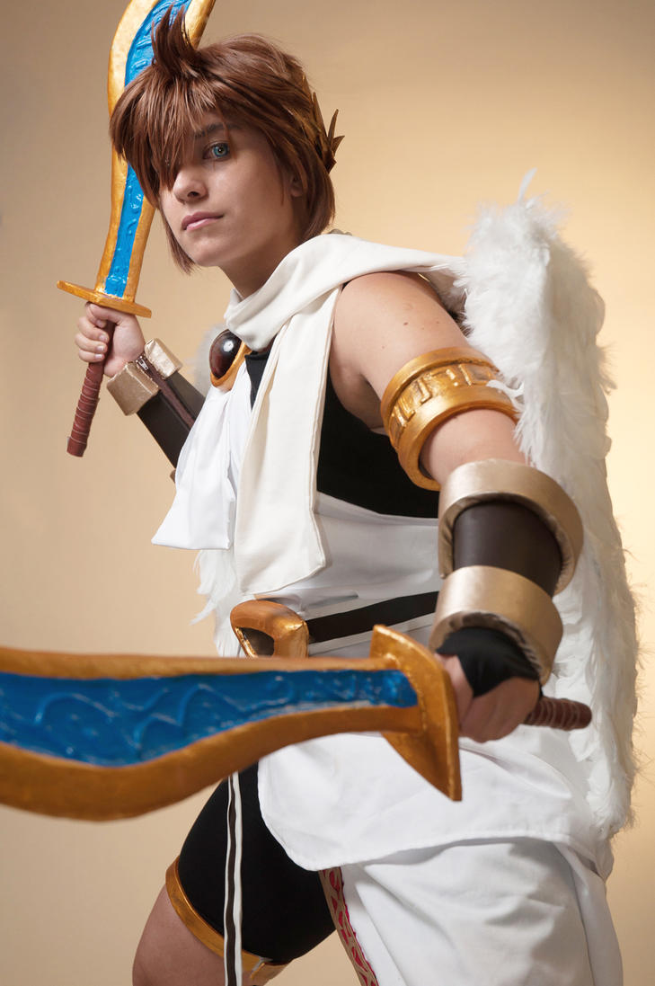 Pit Kid Icarus By Sofy Cos On Deviantart