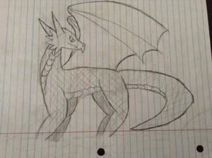 full body dragon