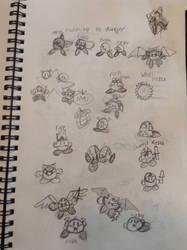 keba doodles 1