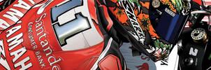 Troy Corser - Yamaha Italia R1 by quigonjimg