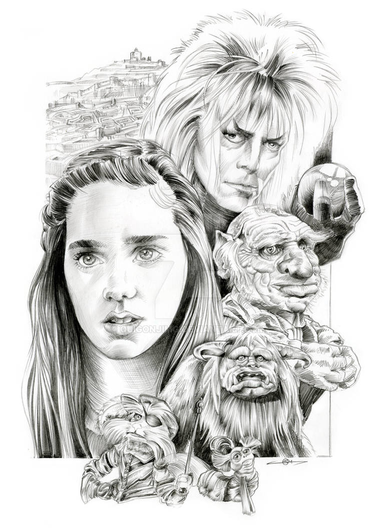 Labyrinth Poster Design