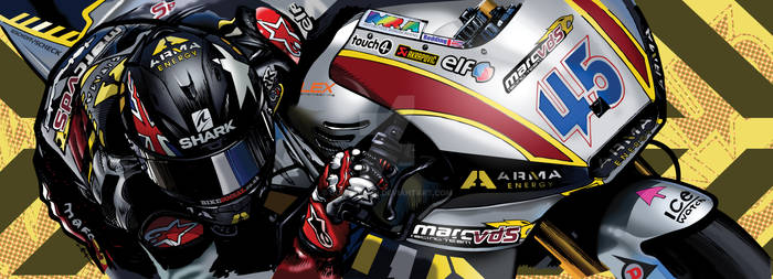 Scott Redding MarcVDS