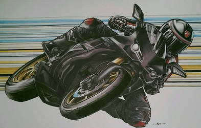 A1 Ducati Panigale Commission