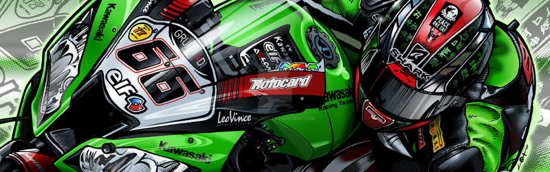 Tom Sykes ZX10R by quigonjimg