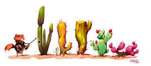 Cacti Studies