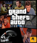 Grand Theft Auto Star Trek cover by TheSyFyFan