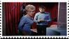 Spock x Christine Stamp by TheSyFyFan