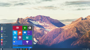Windows 10 - Start Menu