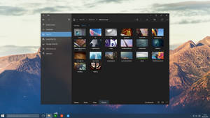 Windows 10 - Dark Theme