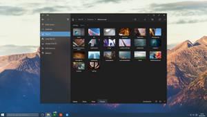 Windows 10 - Dark Theme