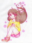 Bee and Puppycat -again-