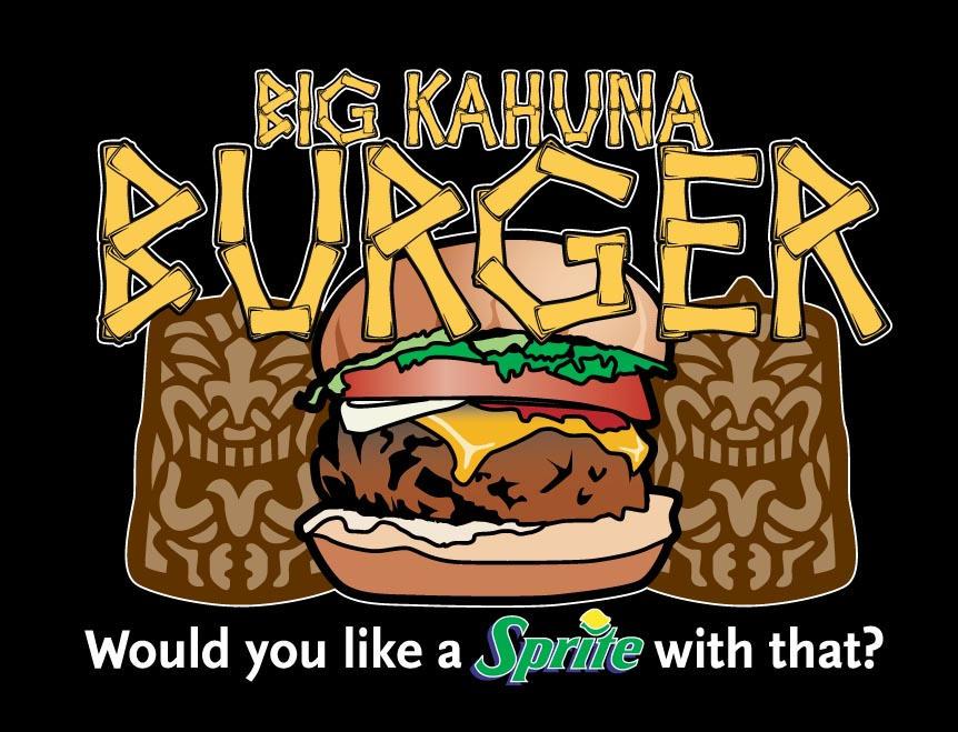 Big Kahuna Burger by Mister-JP on DeviantArt