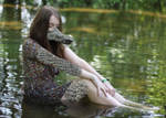 Never smile at a crocodile lady by Jokerfan79