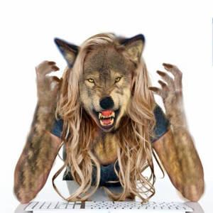 She wolf computer rage