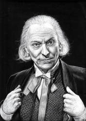 First Doctor - William Hartnell