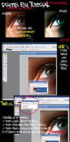 Pretty Eye Tutorial by witchlady750