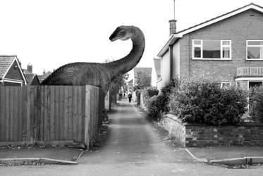 Dinosaur by jayorme