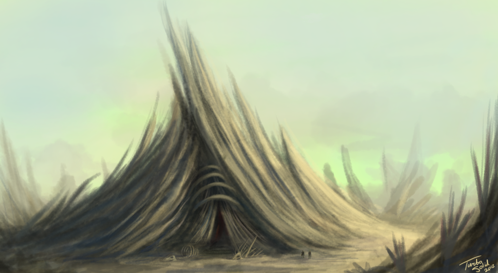 Hall Of Bones by TurboSolid