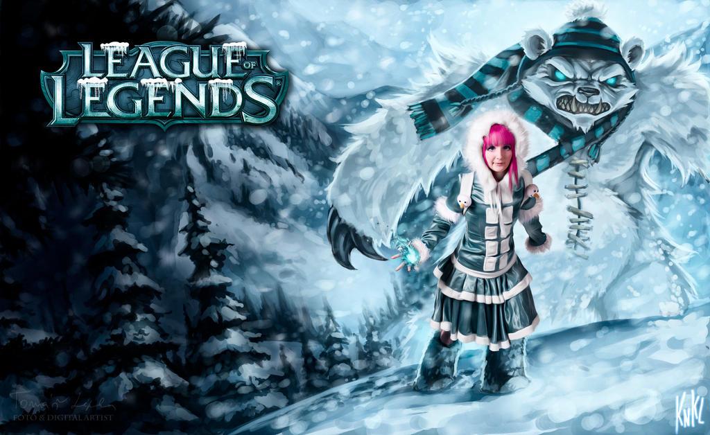 league of legends wallpaper free download