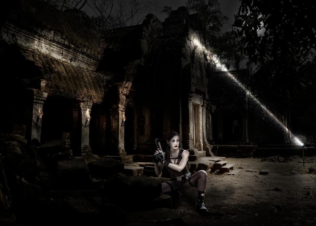 Tomb Raider Underworld by FuinurCroft by TomasLepka