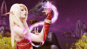 Blood Elf by Niky